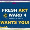 Enrol now for the Fresh Art@ Ward 4 project