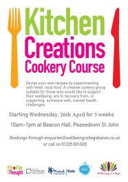 Kitchen Creations Cookery Course